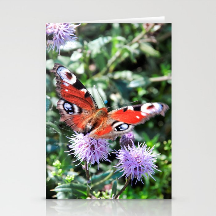 Sweet butterfly Stationery Cards