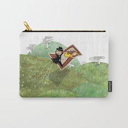 Fernando Pessoa Carry-All Pouch