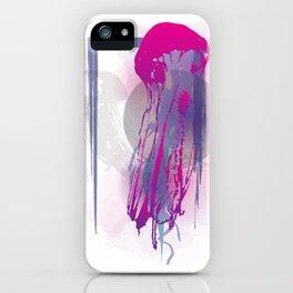 Chrysaora fuscescens iPhone Case