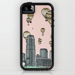 Jersey City iPhone Case