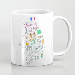 The Happily Ever After Coffee Mug