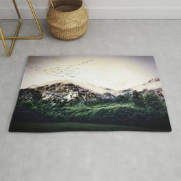 The Liveliness of Wildlife Rug
