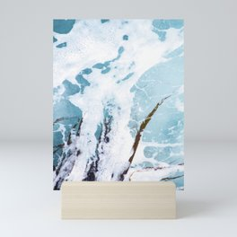Washed Away Mini Art Print