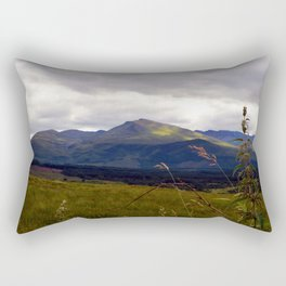 Another Scottish Highland Landscape Rectangular Pillow