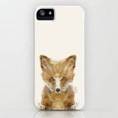 little fox cub Slim Case iPhone (5, 5s)