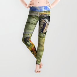 The Horse Ranch Leggings