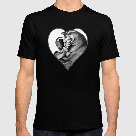 Mother Cat T-shirt