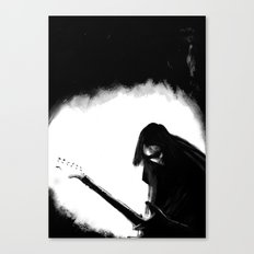 Shoegaze Canvas Print