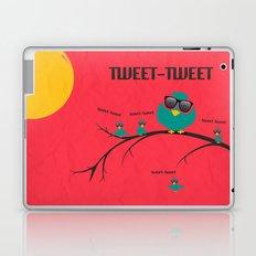 tweet-tweet, TWEET-TWEET Laptop & iPad Skin
