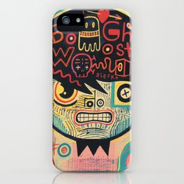 Chinese ghost story iPhone Case