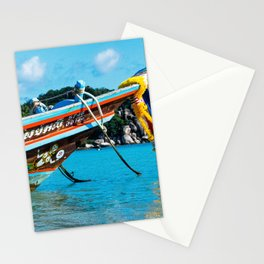 Long-Tail Koh Tao, Thailand Stationery Cards