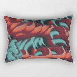 Graphic doodle Rectangular Pillow