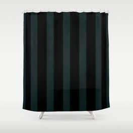 Gothic Stripes IV Shower Curtain