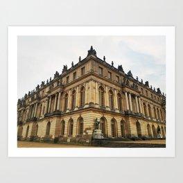 Versailles Palace Art Print
