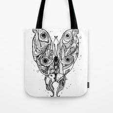 my sea butterfly Tote Bag