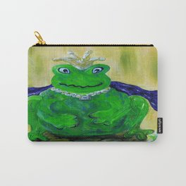 King for a Day! Carry-All Pouch