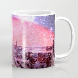 Galaxy : Space Colony Coffee Mug