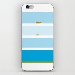 An Open Window iPhone Skin
