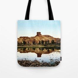 Green River, Wyoming, 1898 Tote Bag