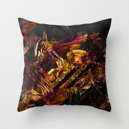 Sargas Throw Pillow