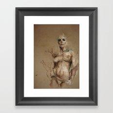 [Eighteen] Framed Art Print