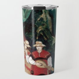 The ANDES             by Kay Lipton Travel Mug