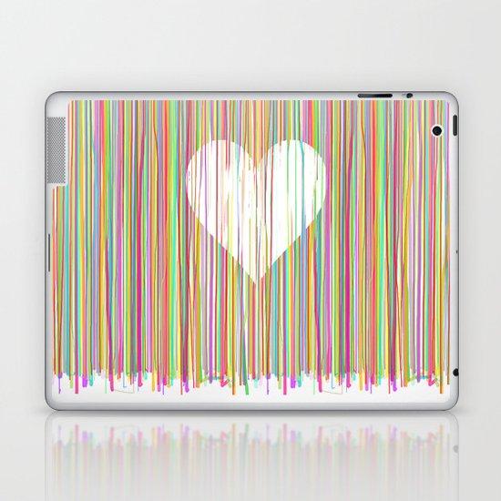 Heart. Valentines day gift. Valentine. Love. Romance. Feb 14th. Laptop & iPad Skin