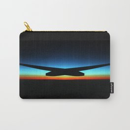 Dawn over the ocean Carry-All Pouch