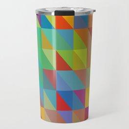 Color Chaos Travel Mug