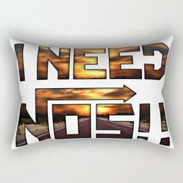 I need nos Rectangular Pillow