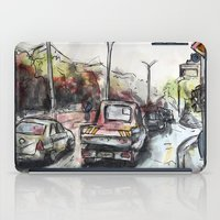 street iPad Cases featuring Street by Jon Enko
