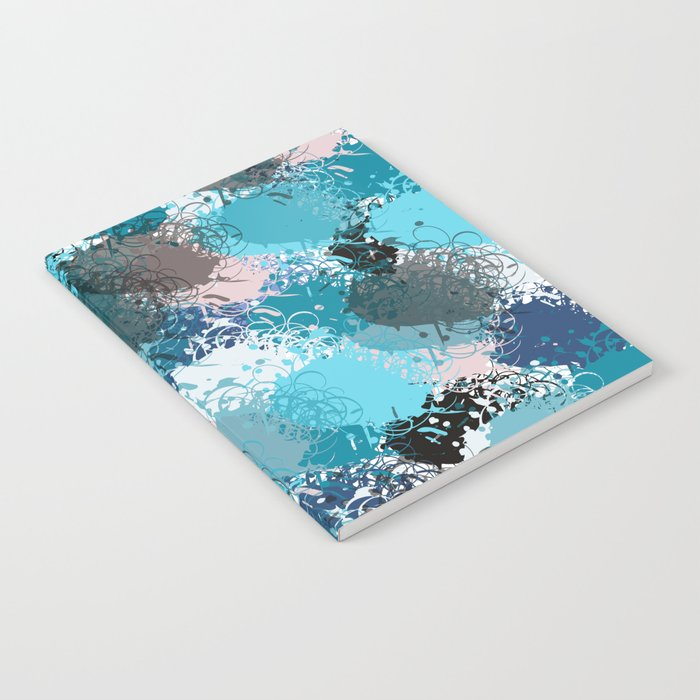 Abstract pattern 68 Notebook