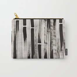 Bamboo Brush Carry-All Pouch