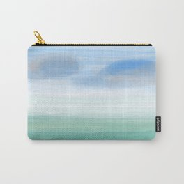 Blue Skies and Blue Waters Carry-All Pouch