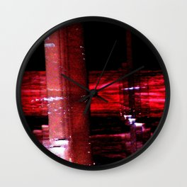 Soul Vs Power 2 Wall Clock