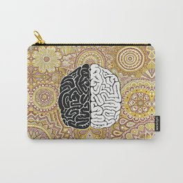 Big Brain ! Carry-All Pouch