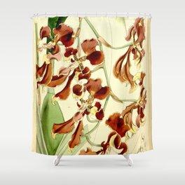 Cyrtochilum serratum Shower Curtain