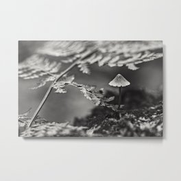 everybody loves a fungi Metal Print