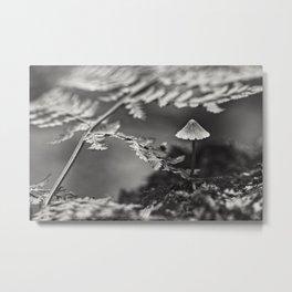 everybody loves a fungi Metal Print