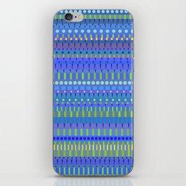 Color Stripes 2 iPhone Skin