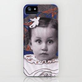 No Name Girl - Katrina Niswander iPhone Case
