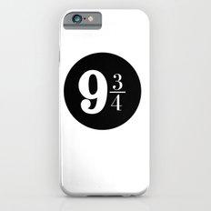 Platform 9 3/4 iPhone 6 Slim Case