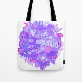 002- Melbourne Tote Bag