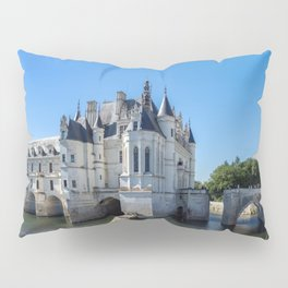 Chateau de Chenonceau in the Loire Valley - France Pillow Sham