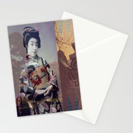 Once Upon A Time in Tokyo XV Stationery Cards