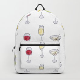 Cocktail Hour Happy Hour Backpack