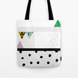 Alone in my thoughts Tote Bag