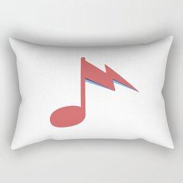 Thunder & Lightning Rectangular Pillow