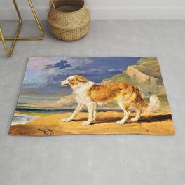 Rough-Coated Collie - Digital Remastered Edition Rug
