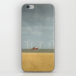Scroby Sands Wind Farm, Great Yarmouth iPhone Skin